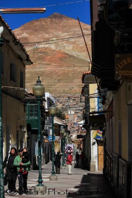 Potosí, Bolivia, South America