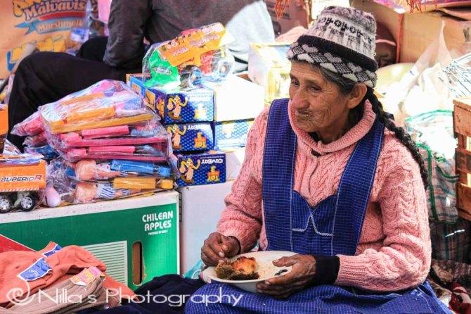 market, Sucre, Bolivia, South America