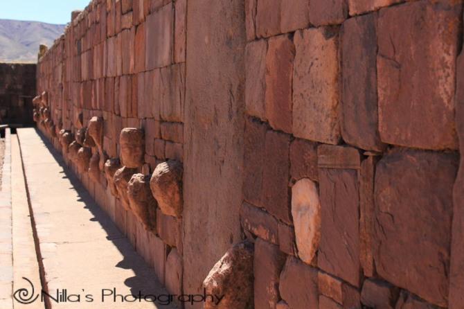 Tiwanaku, La Paz, Bolivia, South America