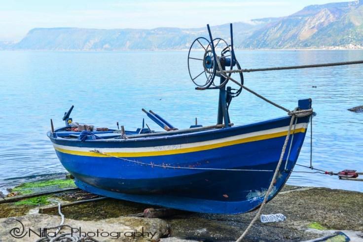 Swordfish boat, Scilla, Reggio Calabria, Italy