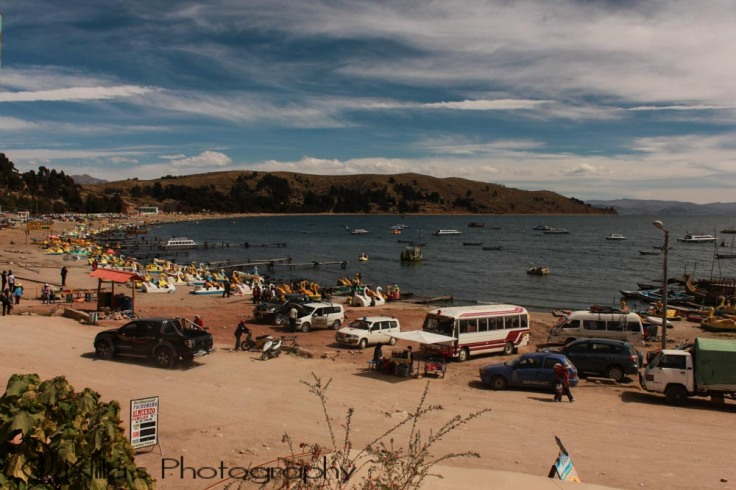 Copa Cabana, Lake Titicaca, Bolivia, South America