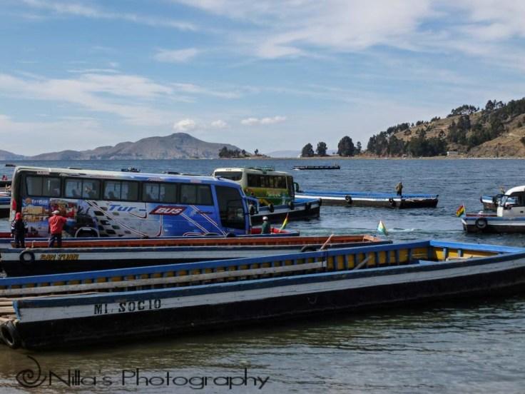Copa Cabana, Lake Titicaca, Bolivia, South America