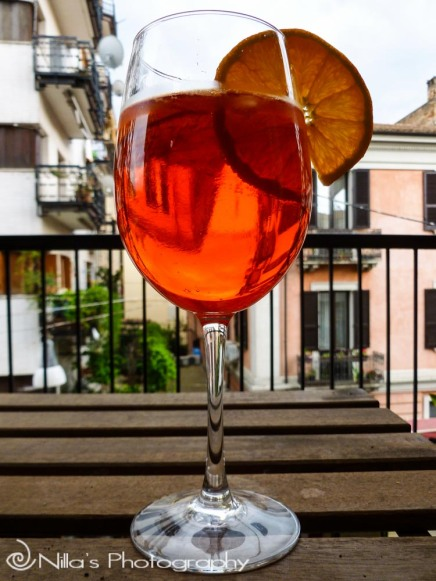 food award nomination, Aperol Spritz, Calabria