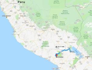 Puno, Arequipa, South America