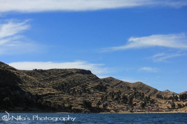 Cha'llapampa, Isla Del Sol, Lake Titicaca, Copacabana, Bolivia, South America