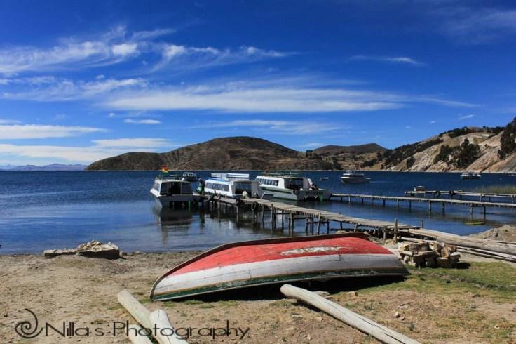 Isla Del Sol, Lake Titicaca, Copacabana, Bolivia, South America
