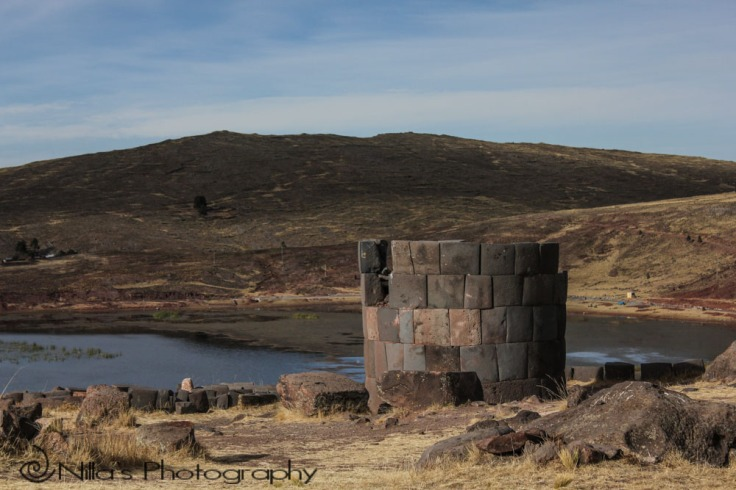 Sillustani Tombs, Peru, South America
