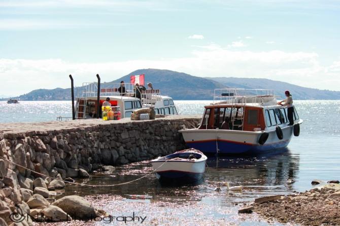 Taquile Island, Lake Titicaca, Puno, Peru, South America