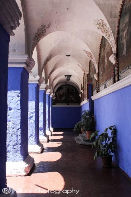Monasterio de Santa Catalina, Arequipa, Peru, South America