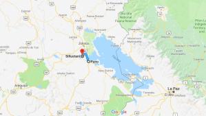 Sillustani, Puno, Peru, South America