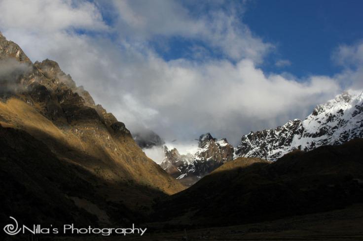 Salkantay trek, Machu Picchu, Peru, South America
