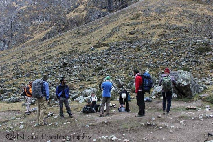 Salkantay, Machu Picchu, Peru, South America, trekking