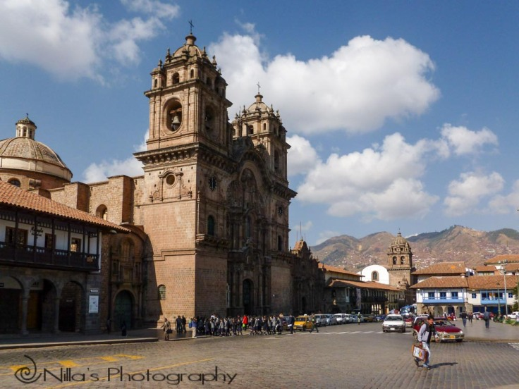 Cusco Cathedral, Cusco, Cuzco, Peru, South America