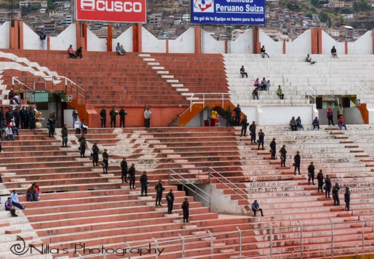 Estadio Inca, Cusco, Cuzco, Peru, South America