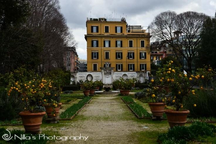 Piazalle Scipione Borghese, Rome, Italy, Europe