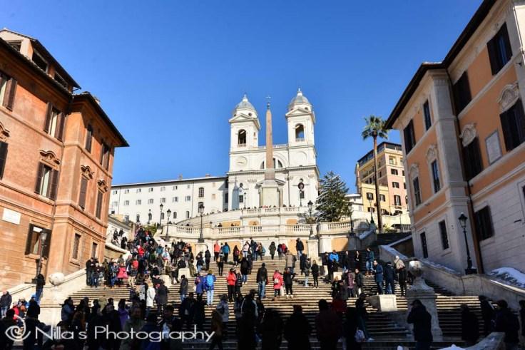 Piazza di Spagna, Rome, Italy Europe