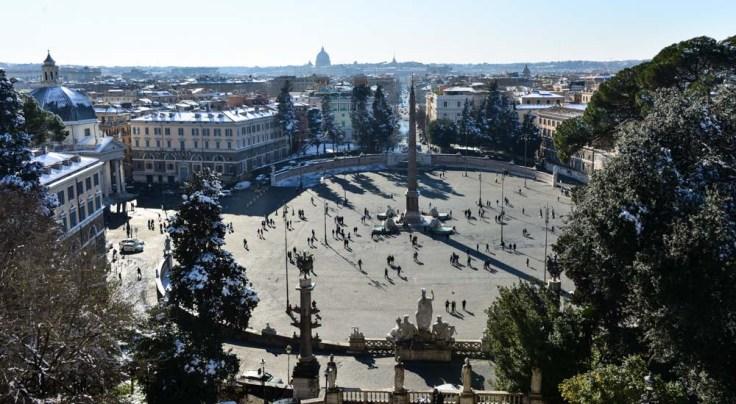 Piazza del Popolo, Rome, Italy Europe