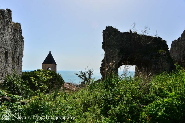Norman Castle, Scalea, Calabria, Italy Europe