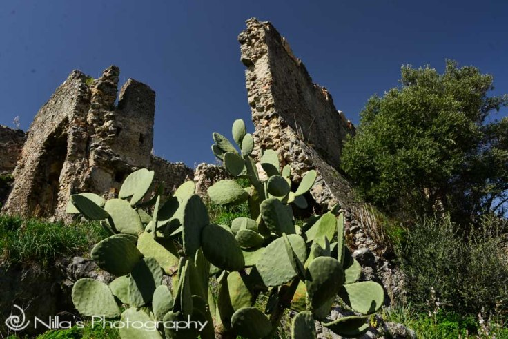 castle, Scalea, Calabria, Italy Europe