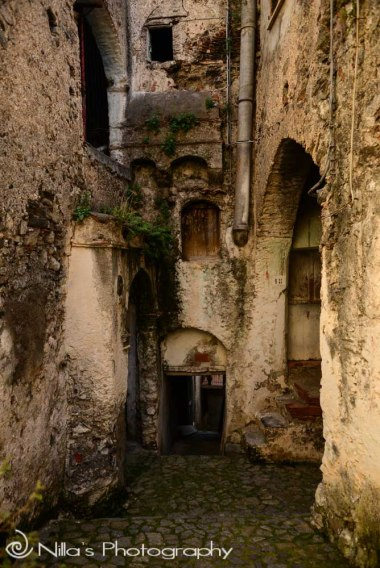 Old Town, Scalea, Calabria, Italy Europe