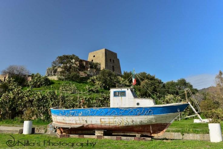 Torre Taleo, Scalea, Calabria, Italy Europe