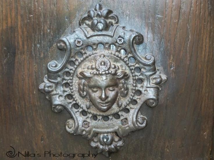 carving, Rogliano, Calabria, Italy, Europe