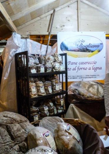 Bread fest, Rogliano, Calabria, Italy, Europe