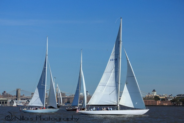 sailing, New York, USA, North America