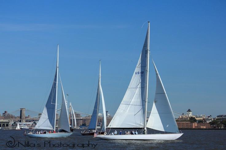 yachts, New York, USA, North America