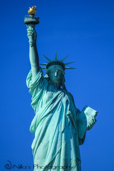 Statue of Liberty, New York, USA, North America