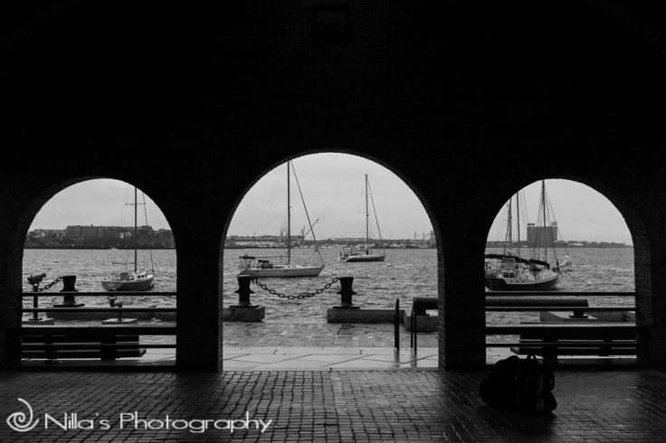 Boston harbour, Massachusetts, USA, North America