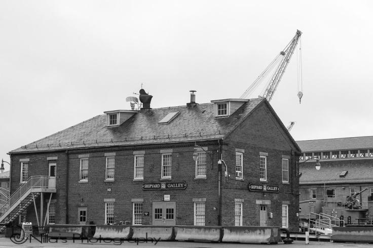 Shipyard Gallery, Boston, Massachusetts, USA, North America