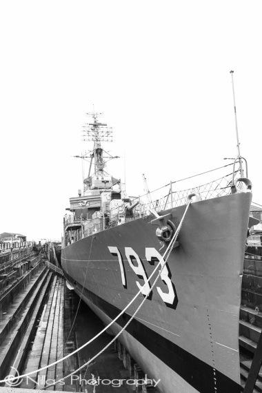 USS Cassin Young, Boston, Massachusetts, USA, North America