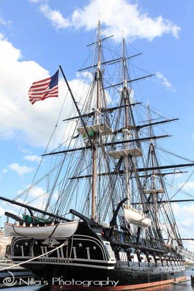 USS Constitution, Boston, Massachusetts, USA, North America