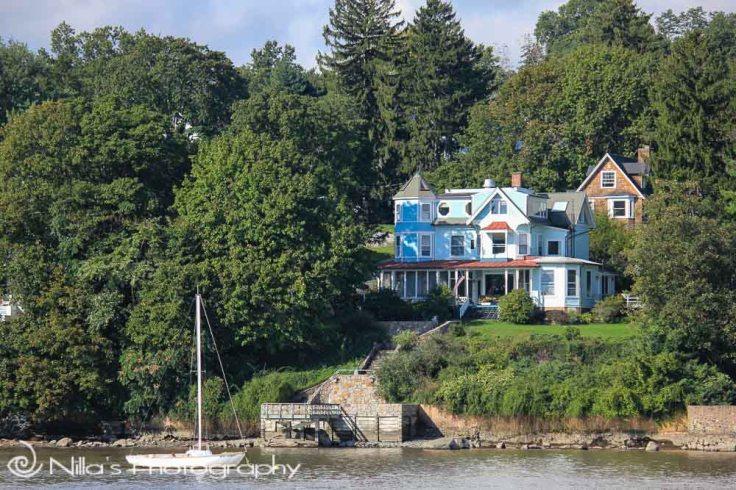 Hudson River, New York, USA, North America