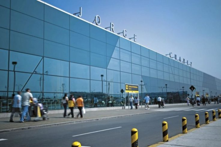 Jorge Chávez International Airport airport, Lima, Peru, South America