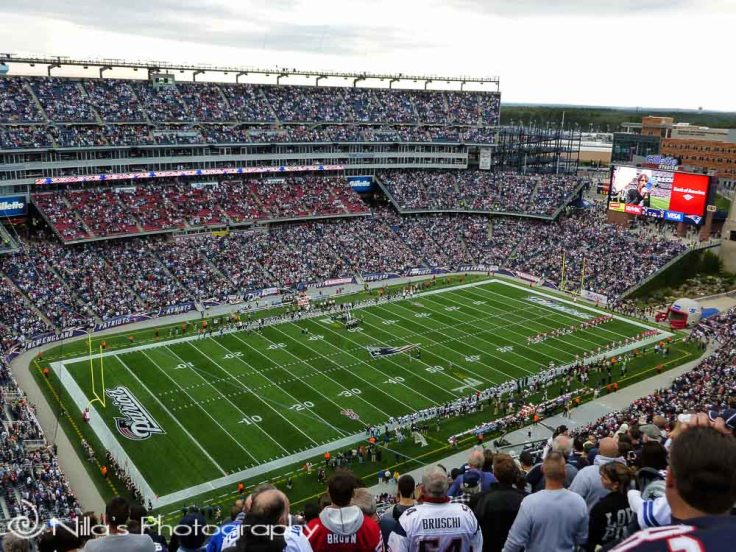 NFL, Patriots, Cowboys, Gillette, Boston, Massachusetts, USA, North America