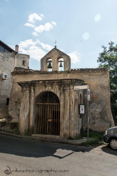 Cappella di San Rocco, Castrovillari, Calabria, Italy, Europe