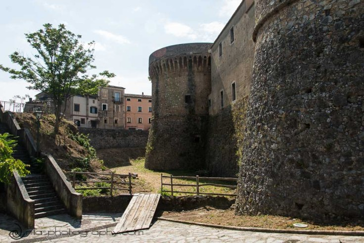 Castello Aragonese di Castrovillari, Calabria, Italy, Europe