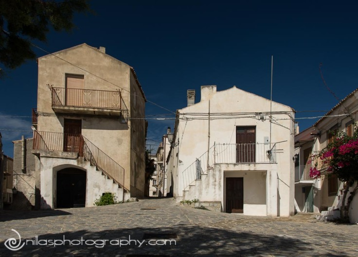Centro Storico, Roseto Capo Spulico, Calabria, Italy, Europe