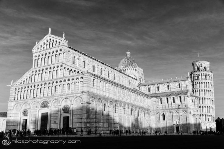 Tower, Pisa, Tuscany, Italy, Europe