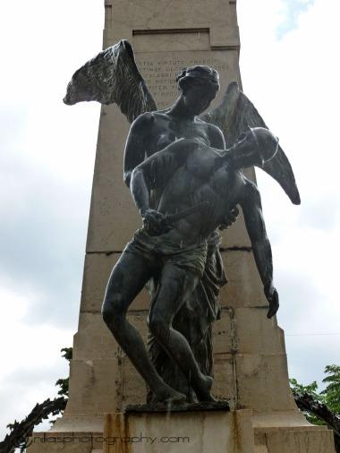 Monumento ai Caduti, Castrovillari, Calabria, Italy, Europe
