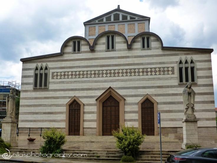 Church of Sacred Hearts, Castrovillari, Calabria, Italy, Europe