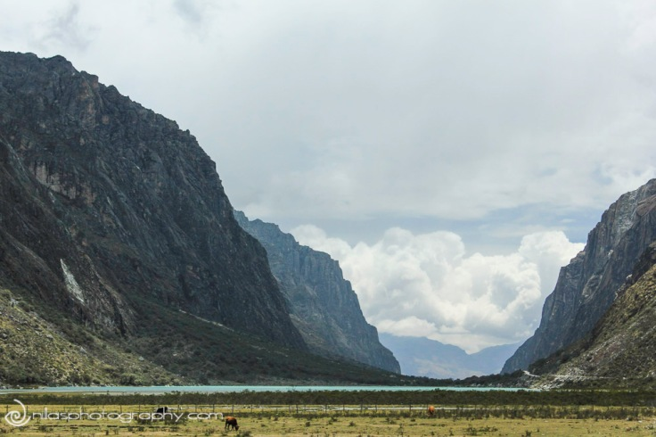 panorama, Lake 69, Huascarán National Park, Huaraz, Peru, South America