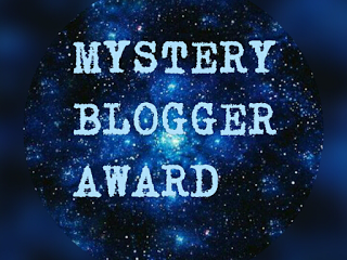 Mystery Blogger Award nomination