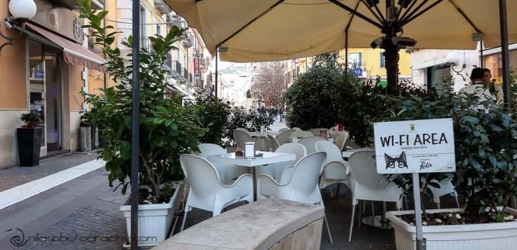 Tosti, Corso Mazzini, Cosenza, Calabria, Italy