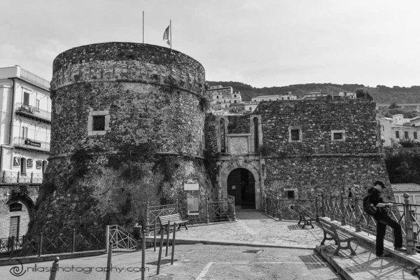 Castello Murat, Pizzo, Calabria, Italy, Europe