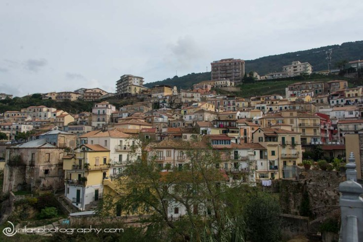 Old Town, Pizzo, Calabria, Italy, Europe