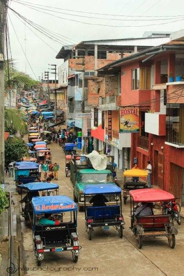 mototaxi, Tarapoto, Peru, South America, Amazon