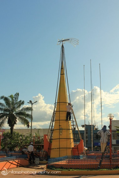 Plaza de Armas, Tarapoto, Peru, South America